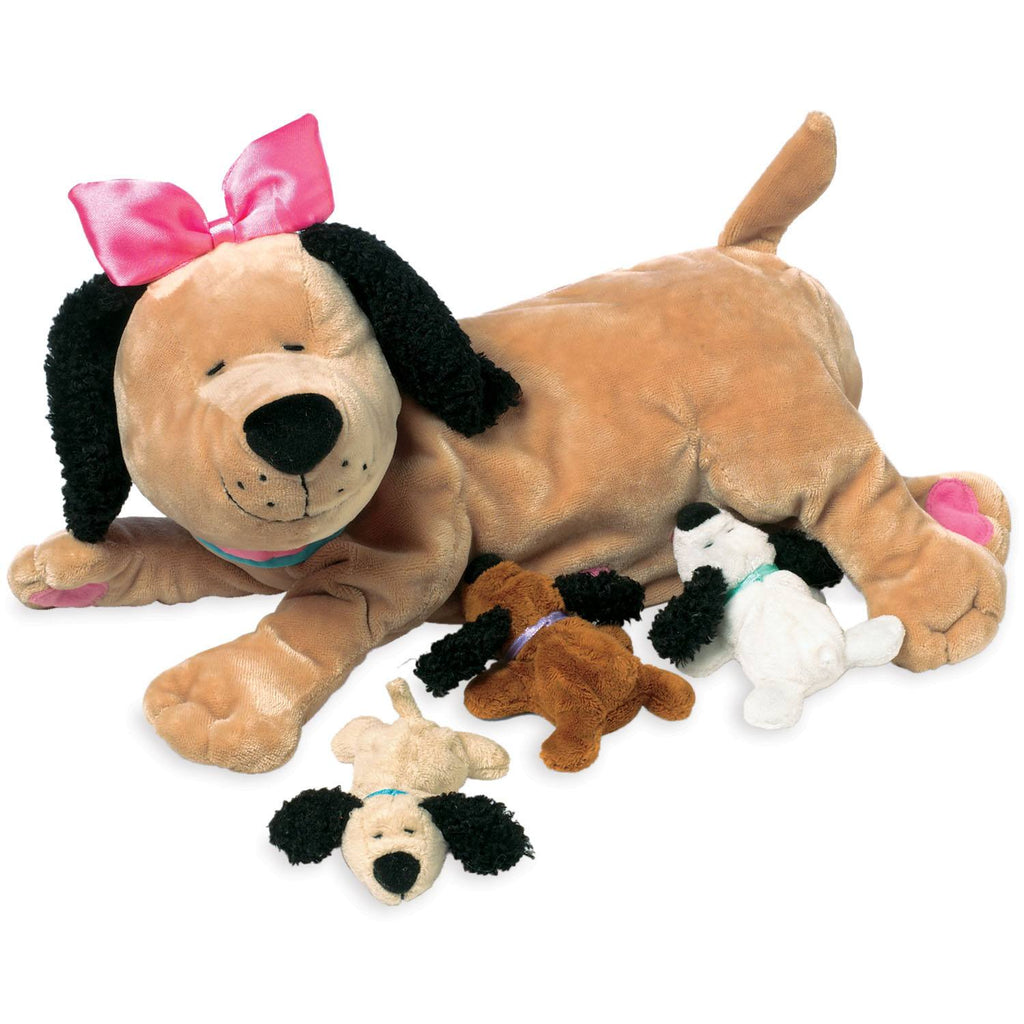 Manhattan Toy Company Nursing Nana Dog