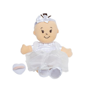 Manhattan Toy Company Wee Baby Stella Doll It's My Party Dress