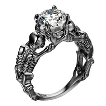 "Load image into Gallery viewer, ""Our Jewel"" Skeleton Ring"