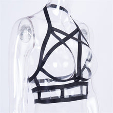 "Load image into Gallery viewer, ""Cross Strap"" Halter"