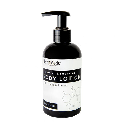 HYDRATING & SOOTHING BODY LOTION
