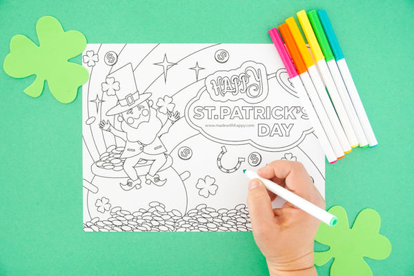 St. Patrick's Day Printables Bundle