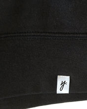 Lade das Bild in den Galerie-Viewer, YPSILON SIGNATURE SWEATER BLACK