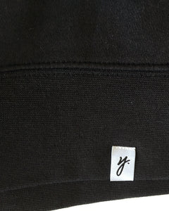 YPSILON SIGNATURE SWEATER BLACK