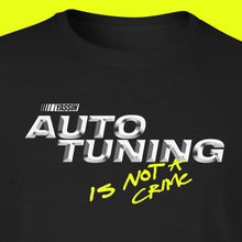 Lade das Bild in den Galerie-Viewer, AUTOTUNING SHIRT BLACK