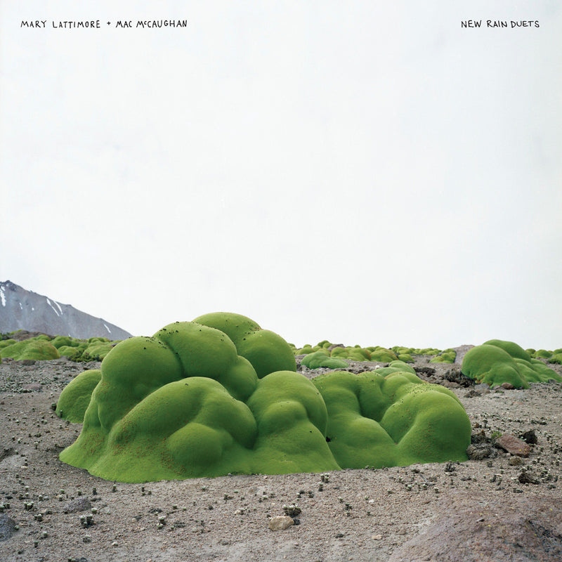 Mary Lattimore & Mac McCaughan - New Rain Duets [LP - Clear]