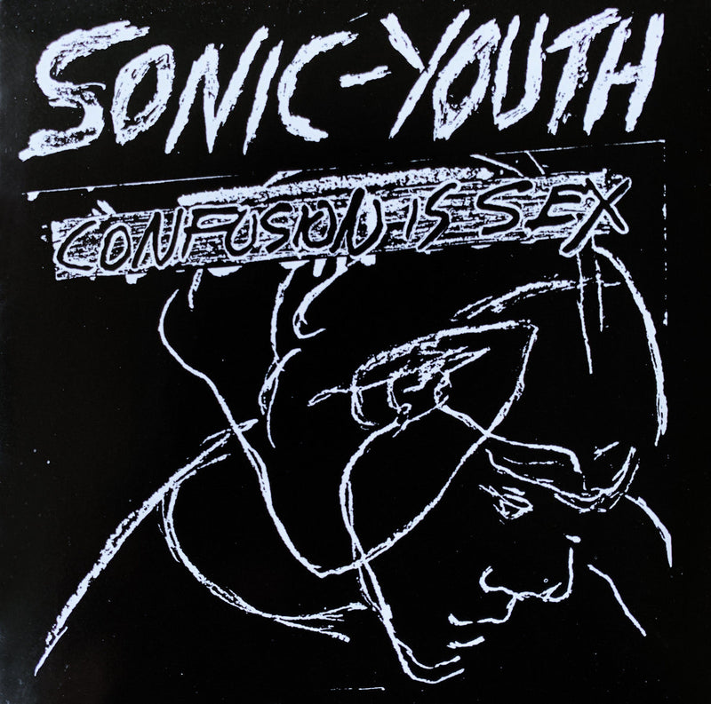 Sonic Youth - Confusion Is Sex [LP]