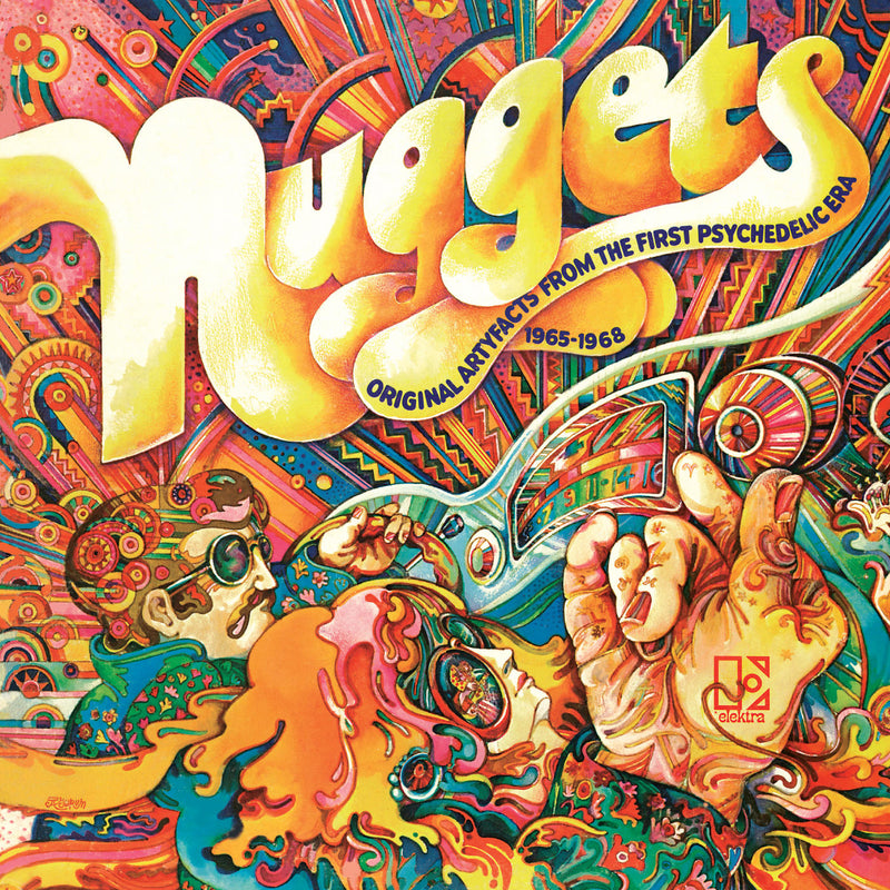 Various Artists - Nuggets: Original Artyfacts From The First Psychedelic Era 1965-1968 [2xLP]