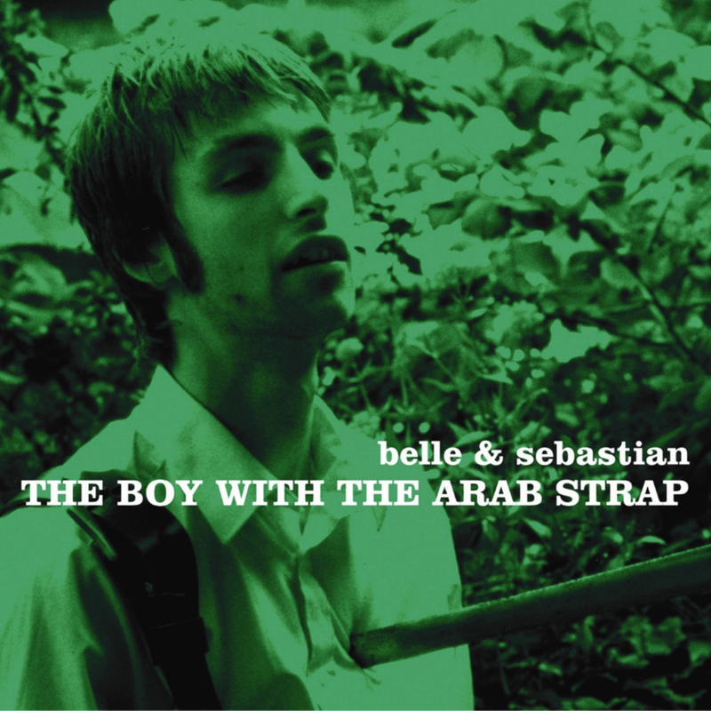 Belle And Sebastian - The Boy With The Arab Strap [LP]