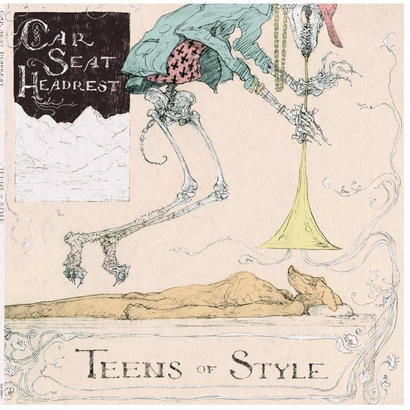 Car Seat Headrest - Teens Of Style [LP]