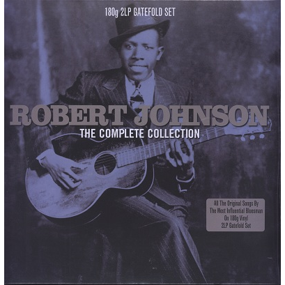 Robert Johnson - The Complete Collection [2xLP - Import]