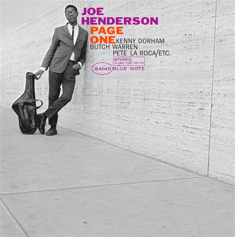 Joe Henderson - Page One [LP]