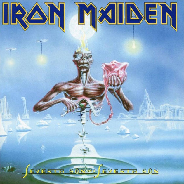 Iron Maiden - Seventh Son Of A Seventh Son [LP]