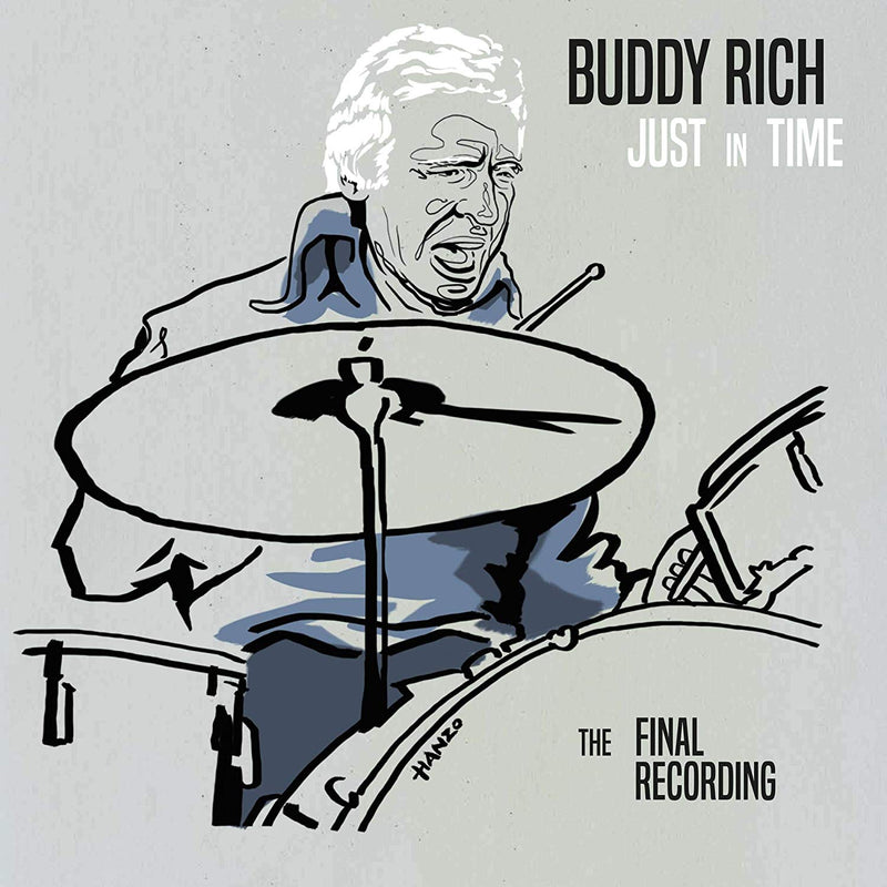 Buddy Rich - Just In Time: The Final Recording [3xLP]