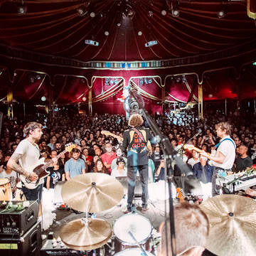 Kevin Morby - Oh Mon Dieu: Live In Paris [2xLP - Red]