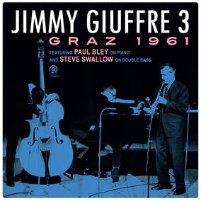 Jimmy Giuffre - The 3 & 4: New York Concerts [2xLP]