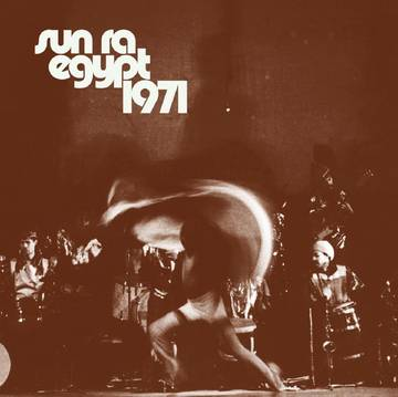 Sun Ra - Egypt '71 [5xLP - Box Set]