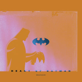 Makeup and Vanity Set - Heart of Batman OST [2xLP]