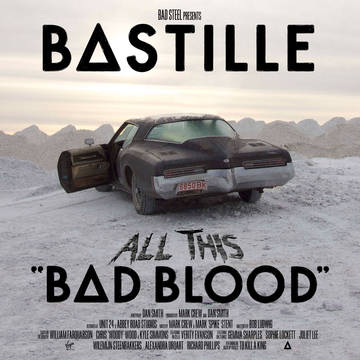 Bastille - All This Bad Blood [2xLP]