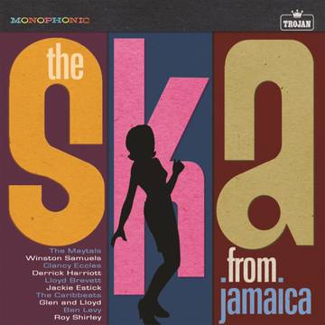 Various Artists - The Ska (From Jamaica) [LP - Gold]