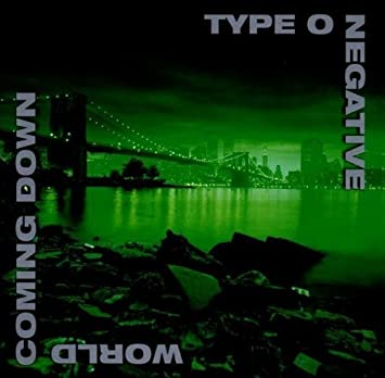 Type O Negative - World Coming Down [LP]