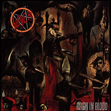 Slayer - Reign In Blood [LP]