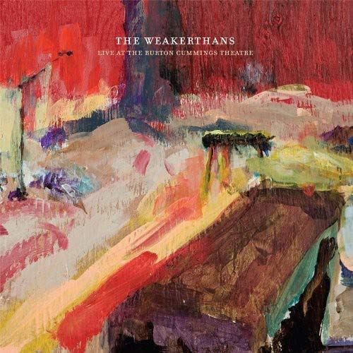Weakerthans, The  - Live at the Burton Cummings Theatre [2xLP]