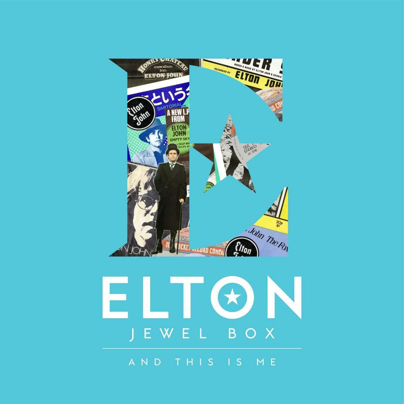 Elton John - Jewel Box: And This Is Me... [2xLP]