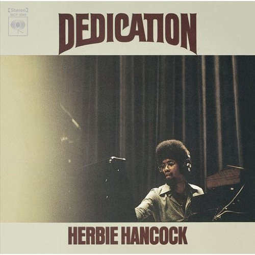 Herbie Hancock - Dedication [LP]