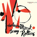 Thelonious Monk & Sonny Rollins - Thelonious Monk & Sonny Rollins [LP - Blue]