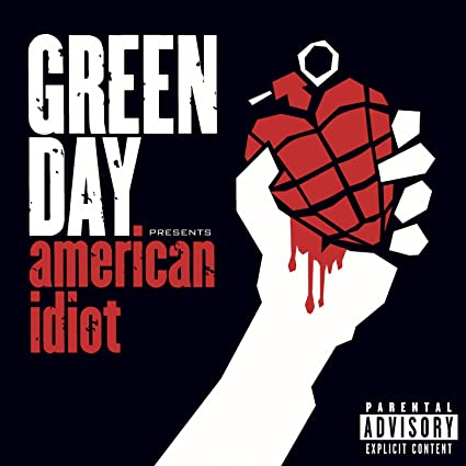 Green Day - American Idiot [2xLP]