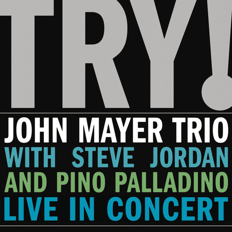 John Mayer Trio - Try! [2xLP]