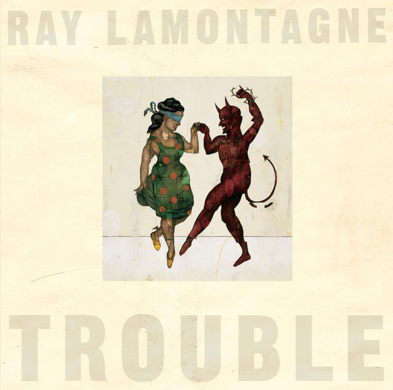 Ray LaMontagne - Trouble [LP]