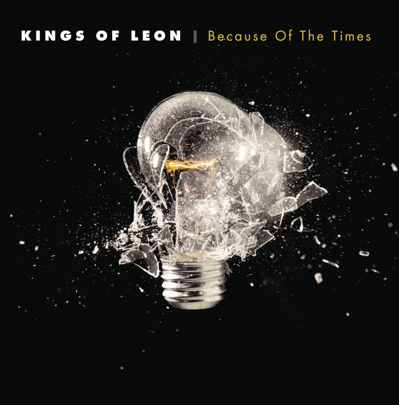 Kings Of Leon - Because Of The Times [2xLP]