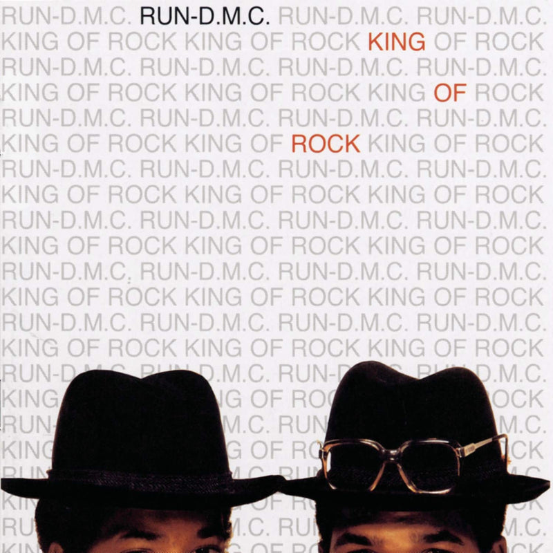 Run DMC - King Of Rock [LP - Red]