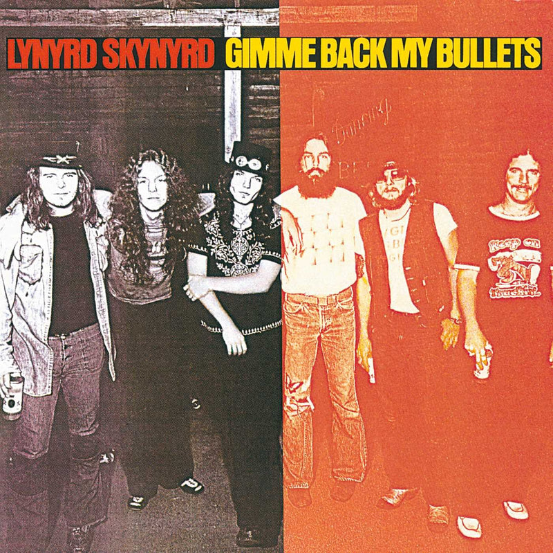 Lynyrd Skynyrd - Gimme Back My Bullets [LP - Color]