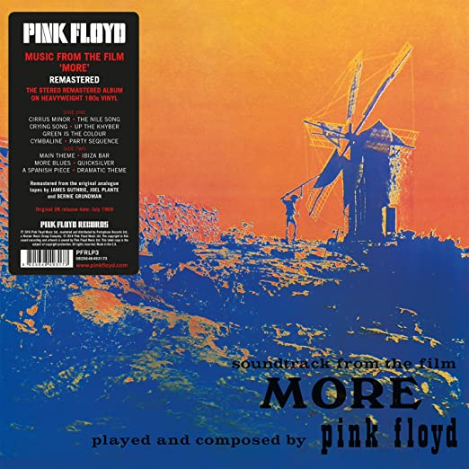 Pink Floyd - More [LP]