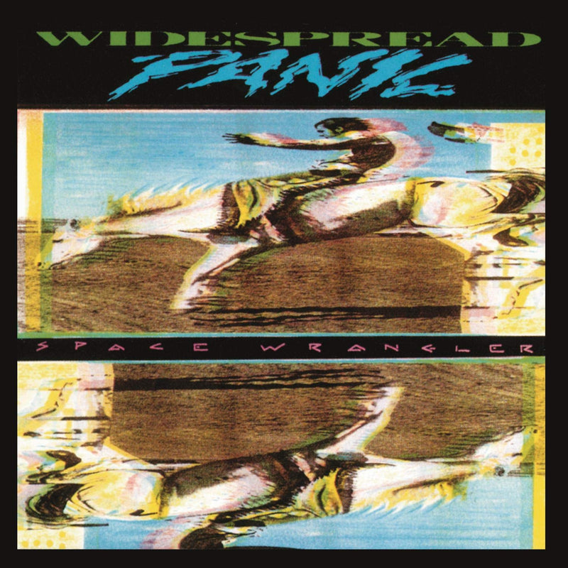 Widespread Panic - Space Wrangler [2xLP - Blue/Green]