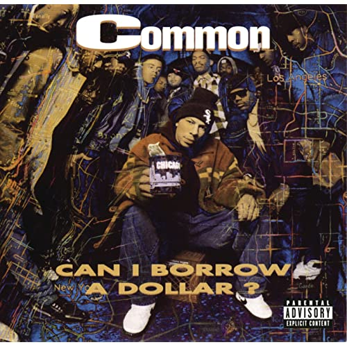 Common - Can I Borrow A Dollar? [2xLP]
