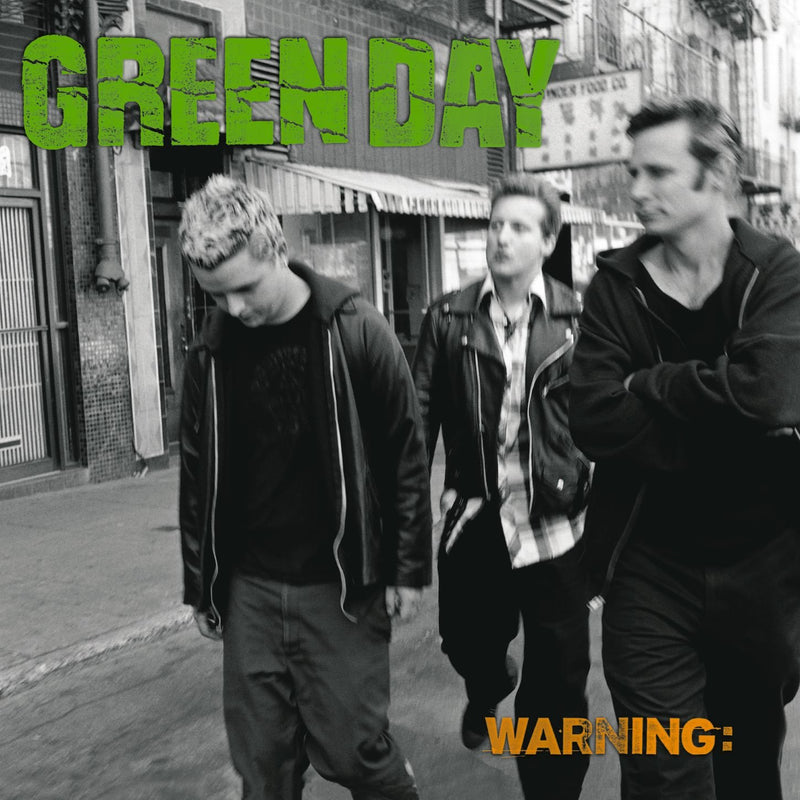 Green Day - Warning [LP]