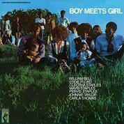 Various Artists  - Boy Meets Girl: Classic Stax Duets