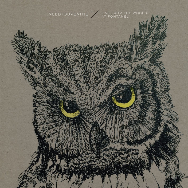 NEEDTOBREATHE - Live From The Woods [2xLP]