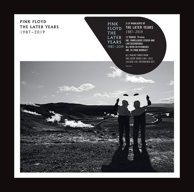 Pink Floyd - The Later Years (1987-2019) [2xLP]