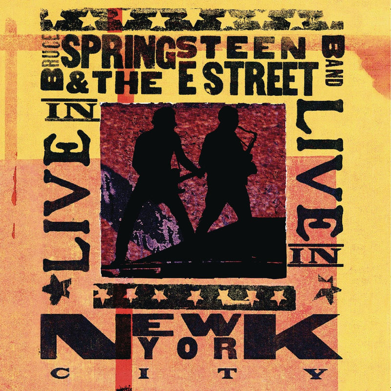 Bruce Springsteen - Live In New York City [2xLP]