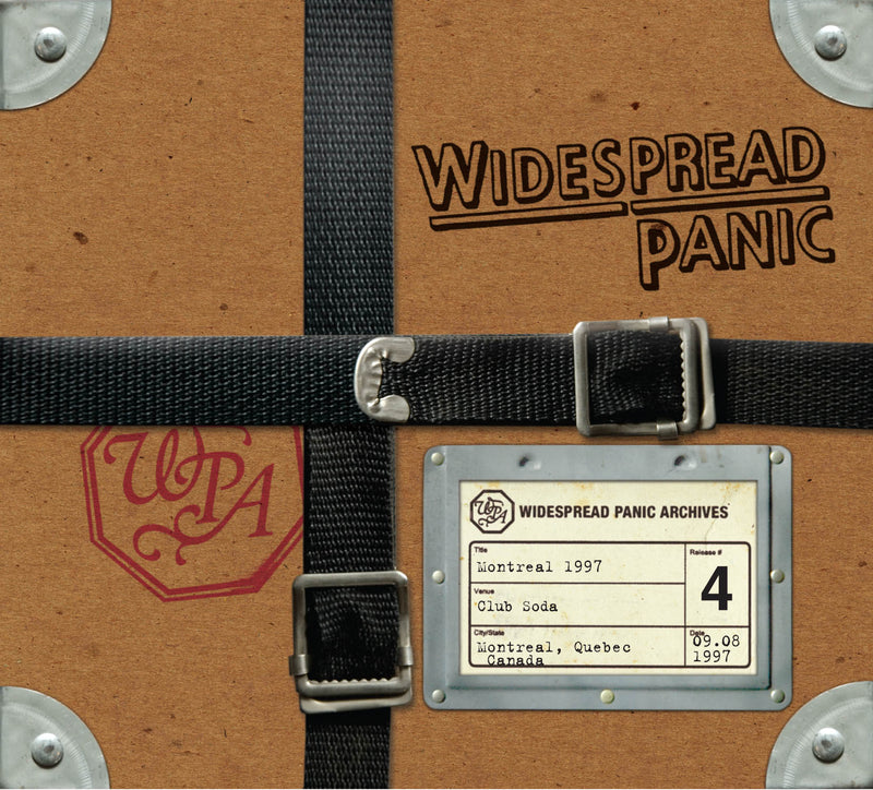 Widespread Panic - Montreal 1997 [6xLP - Box]