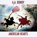 AA Bondy - American Hearts [LP]