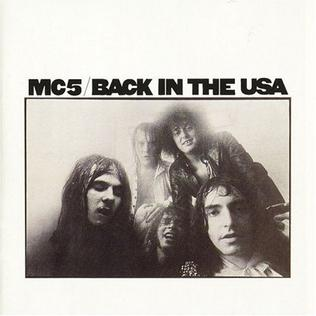MC5 - Back In The USA [LP]