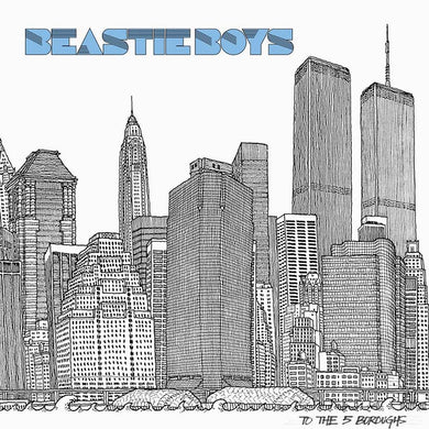 Beastie Boys - To The 5 Boroughs [2LP -Blue]