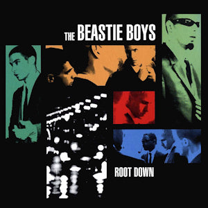Beastie Boys - Root Down [EP -Random Colored]