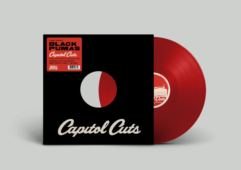 Black Pumas - Capitol Cuts - Live from Studio A [LP - Red]